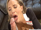 massive facial of cum for me