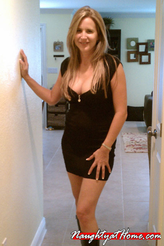 black dress blow job video desirae spencer naughtyathome.com