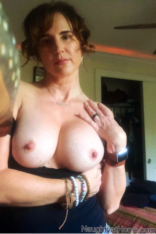 public nudity, topless, nice tits, boobs, Desirae Spencer, naughty at home, NaughtyatHome.com, nudity laws, fuck my tits